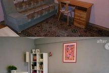 Dom Jak Nowy / Magiczne metamorfozy wnętrz.  Pragniesz odmienić wnętrze swojego domu, ale nie wiesz jak się do tego zabrać? Wynajmujesz lub sprzedajesz mieszkanie i chciałbyś podnieść jego atrakcyjność? Trafiłeś idealnie! Pomożemy Ci zmienić Twój dom w ekspresowym tempie i minimalnym kosztem:)  rearanżacje wnętrz, metamorfozy wnętrz, home staging, porady dekoratorskie