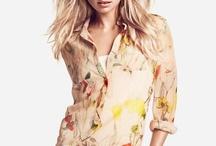 My Style SS: TOPs /  Camisas, camisetas (T Shirts) de  Primavera Verano / by Maria Jose de Roda Lamsfus