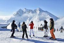 La Clusaz alpine and nordic skiing