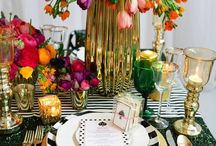 tablescapes / interior cravings - tablescapes inspiration - table settings - plate settings - centerpieces inspiration