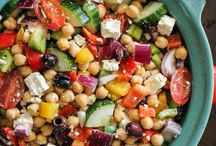 Summer recipes (vegetarian)