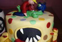 KSlavka / moje torty, my cake...