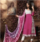 Sizzling Anarkali Salwar Suits / Walk in style with our new, hottest & glamorous Anarkali Salwar Suits......Order now from http://www.sareesbazaar.com/Anarkali-Salwar-Kameez-209.html