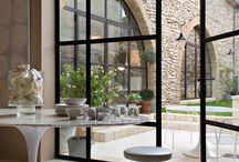 Arches ramen/deuren