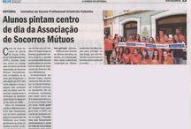 EPCC Solidária / A escola EPCC disponibiliza-se para eventos solidários