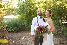 Fall Wedding / Rich fall tones with rustic undertones to create an sumptuous wedding.