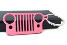 Jeep Wrangler KeyChains / In this category you will find Jeep Keychains for all make and model Jeep Wrangler owners including Unlimited, Rubicon, Sahara, Sport, JK, JKU, LJ, TJ, YJ, CJ, etc. Jeep Wrangler Key chain products like keychains with flashlights, escape tool key rings, stainless steel keychains, key fobs, lanyard key rings, steering wheel keychains, jeep logo key fobs and much more.