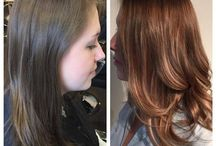 Hair by Master Colour Tech, Julie Silva / Vancouver Hair, Poppy Hair and Beauty Boutique
