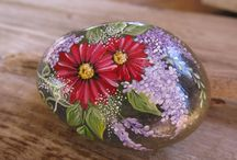 Painted rocks / by Jacqueline Wagner