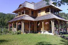 Wood House Maramures Ieud