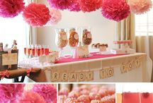 Baby Shower ideas / by Angela Santeufemia Smith