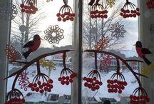 Ikkuna maalaukset