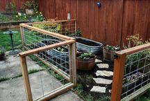 Garden / fence