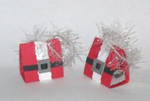 SU Christmas Cards & paper crafts / by Michelle Knapp Badura