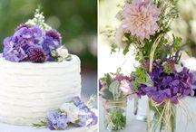 *** Hochzeit - Blumen *** / Blumendeko für die Hochzeit