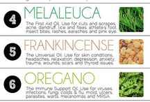 Essential oils and healing