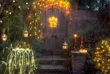Winters lights