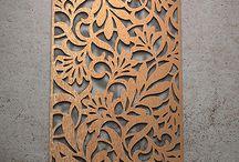 laser cutting pattern