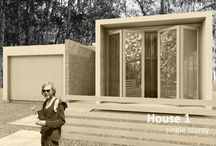 New Homes Collection 2015 / Sustainable designs for a sustainable world!