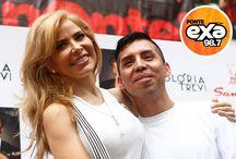 Firma de Autógrafos con Gloria Trevi! / Gloria Trevi llegó a Puebla para promocionar su álbum #ElAmor y consentir a todos sus fieles seguidores