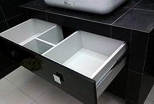 Szafki pod umywalke