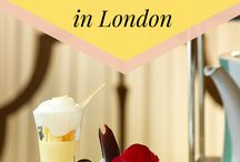 London Restaurant - Best of... / A selection of 'best of' lists of places to eat and drink in London