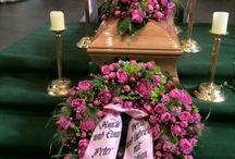 wiązanki pogrzebowe