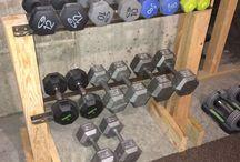 Home gym idea