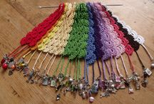 Crochet ~ Bookmarks