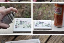 DIY's / Here is a board of some awesome DIY's for your bedroom, crafts, and decorations!