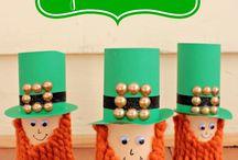 DIY St Patrick