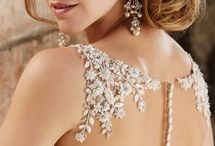 WEDDING - dresses - hairstyles - bouquets