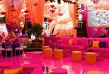 Bollywood Decor, Wedding