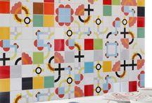 Tiles Design collection / Ceramica Senio + Saman
