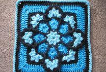 CROCHET- granny squares