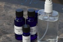 Essential Oil Ideas / Loads of suggestions for how to use essential oils, essential oil recipes, natural skincare recipes.