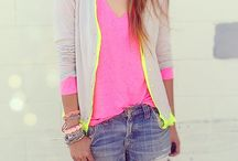 Fluo / by Babs