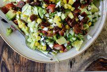 Salads / by Natasha Samia