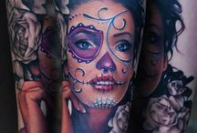 Tattoos / by Christy Dodman
