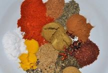 Middle Eastern food / Spices