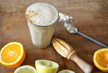 vegan / plant based smoothies & juices
