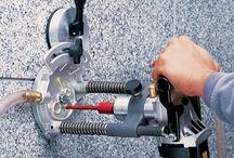 KAROT MAKİNASI KÜPEŞTE FLEX / Karot makinaları profesyonel karot delme makinalarıdır. Granit delme. BED18, BED 69, BHW 1549VR, BED 55 modellerdir.