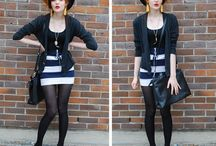 Cute outfits / by Maggie Lancaster