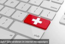 AdpackPro die Schweizer Werbeplattform mit Mehrwert für Unternehmer und Privatpersonen! / AdPackPro ! Seriös und Nachhaltig…die etwas andere Schweizer Werbeplattform. Es gibt sehr viele Werbeportale aber keine ist so verständlich und einfach wie AdPackPro. Informiere Dich jetzt Du wirst es nicht bereuen. Es geht um Deine Zukunft !!!!  http://robett.adpackpro.com