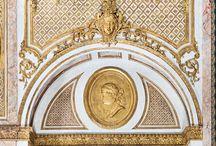 Исторический интерьер и архитектура / The historic Interiors, architecture and design