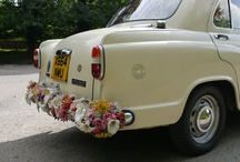 Flowers for your Wedding Car