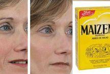 mascara maizena