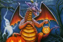 Dragons / by Trish Fox Nunley