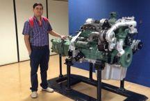 Investigadores FIUNA / La Facultad de Ingeniería de la Universidad Nacional de Asunción posee una Dirección de Investigación encargada de la organización y coordinación de la investigación en el campo de las ciencias de la Ingeniería propulsando líneas de investigaciones en las diferentes áreas del conocimiento relacionadas con las necesidades del desarrollo científico y tecnológico del país.