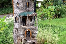 Fairy Houses / by Annie Zimmerman